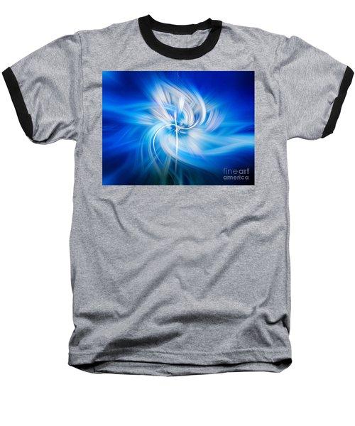 Neon Wisp Baseball T-Shirt