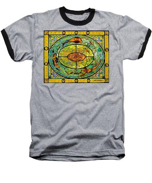 Neptune's Daughter Baseball T-Shirt