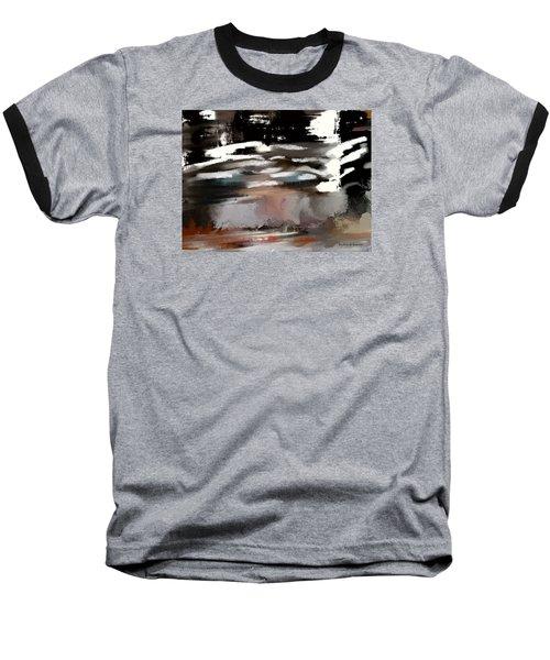 Nervous Energy Baseball T-Shirt