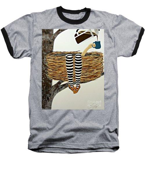 Nest Service Baseball T-Shirt