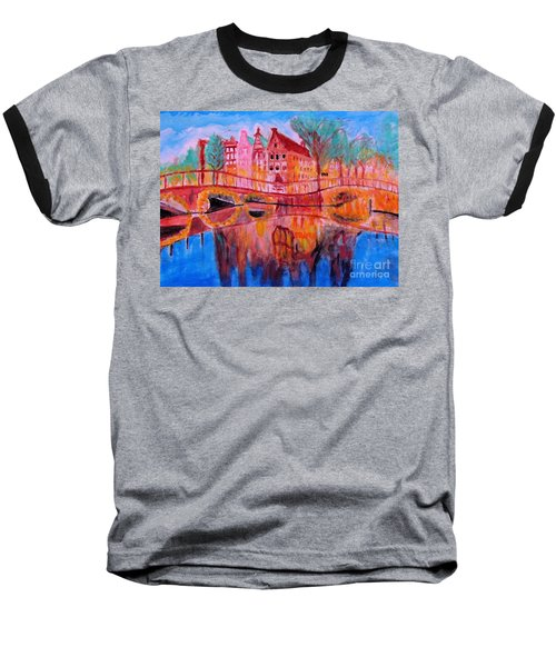Netherland Dreamscape Baseball T-Shirt