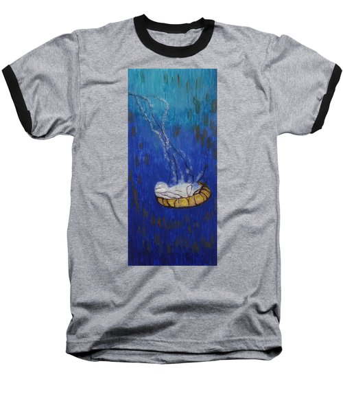 Nettle Jellyfish Baseball T-Shirt