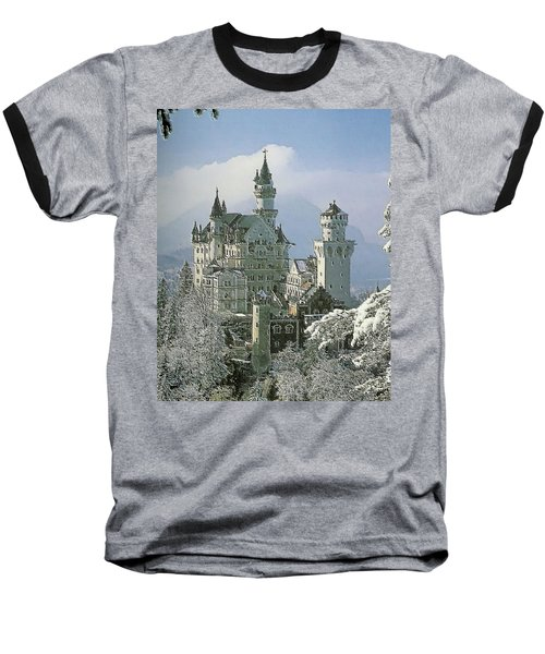 Neuschwanstein  Baseball T-Shirt