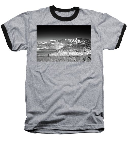 Nevado Ojos Del Salado Baseball T-Shirt
