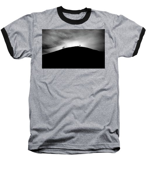 Never Give Up Baseball T-Shirt