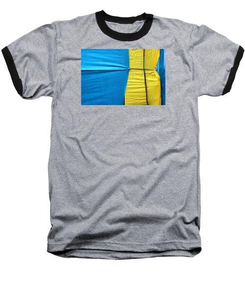 Never Let Go Baseball T-Shirt by Prakash Ghai