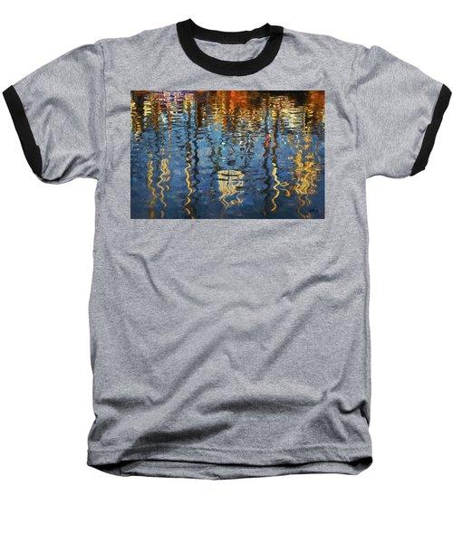 New Bedford Waterfront No. 5 Baseball T-Shirt