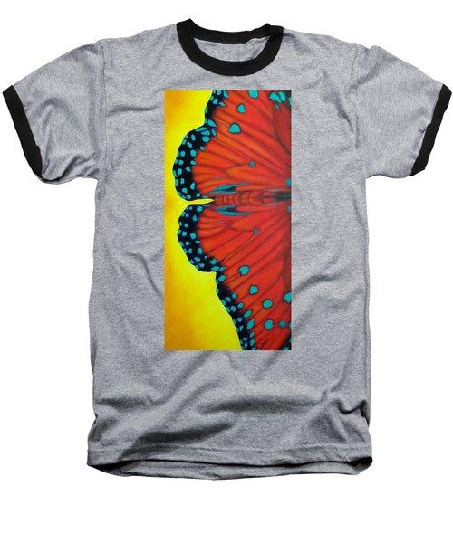 New Beginnings Baseball T-Shirt by Susan DeLain
