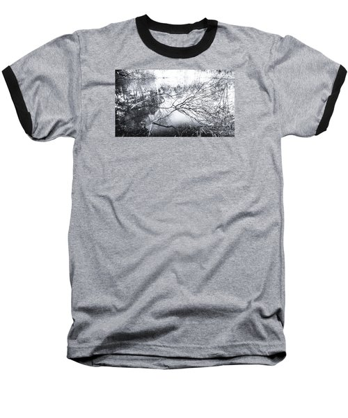 Baseball T-Shirt featuring the photograph New Day by Hayato Matsumoto