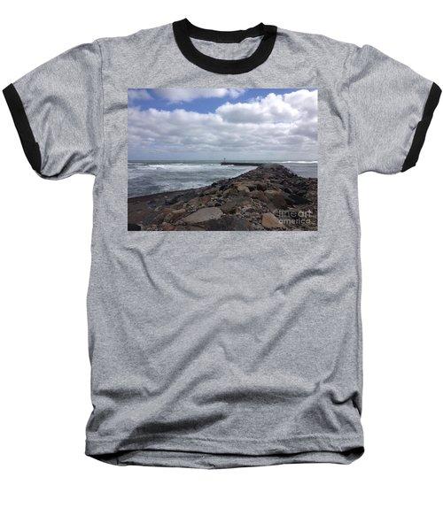 New England Jetty Baseball T-Shirt