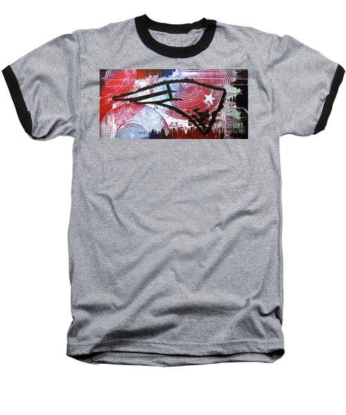 New England Patriots Baseball T-Shirt