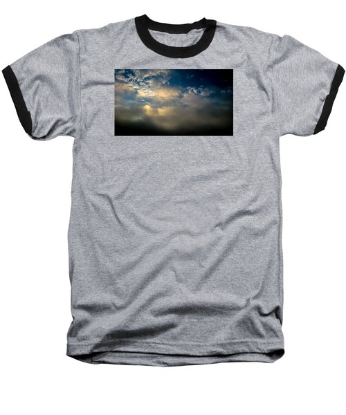 Baseball T-Shirt featuring the photograph New Every Morning by Carlee Ojeda