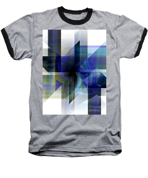 Transparency Baseball T-Shirt by Thibault Toussaint