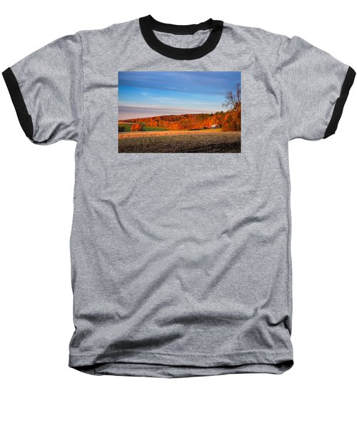 New Hampshire Country Baseball T-Shirt