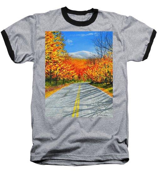 New Hampshire Baseball T-Shirt