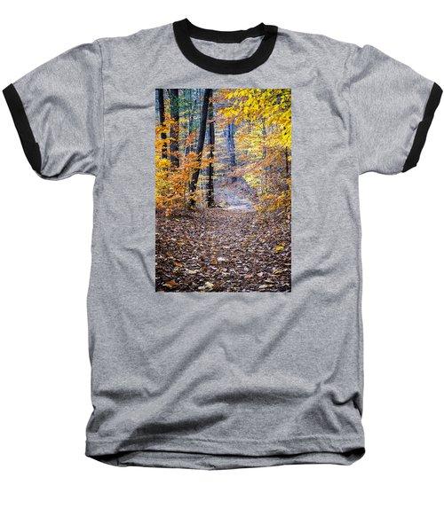 New Hampshire Woods Baseball T-Shirt