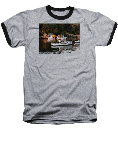 New Harbor, Maine Baseball T-Shirt