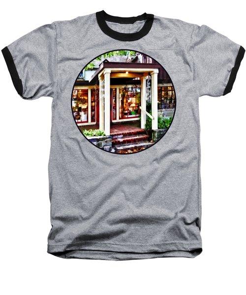 New Hope Pa - Craft Shop Baseball T-Shirt