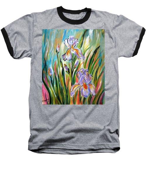 New Irises Baseball T-Shirt