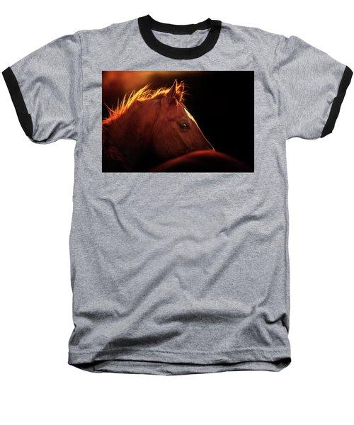 New Kid On The Block - Three Bars Ranch Baseball T-Shirt
