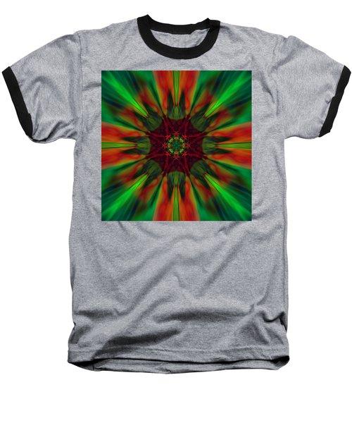 New Life Ablaze Baseball T-Shirt