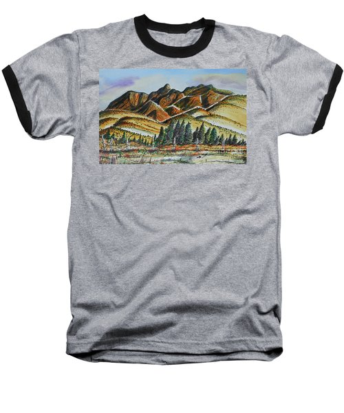 New Mexico Back Country Baseball T-Shirt