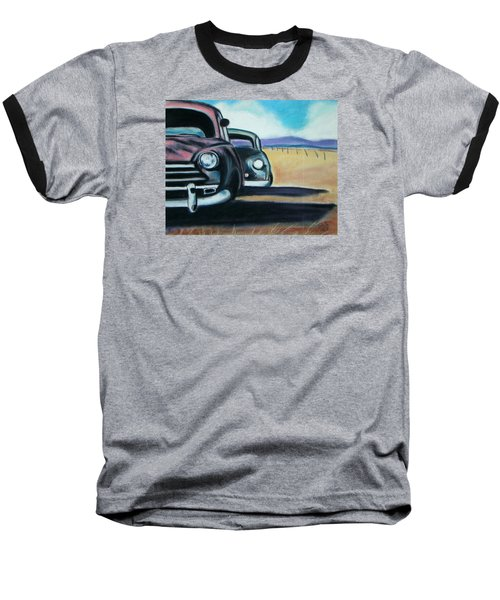 New Mexico Junkyard Baseball T-Shirt