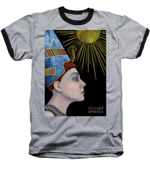 New Nefertiti Baseball T-Shirt
