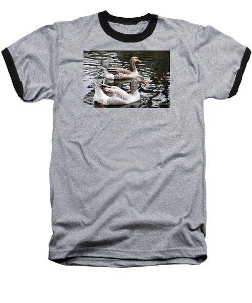New Orleans Ducks Baseball T-Shirt