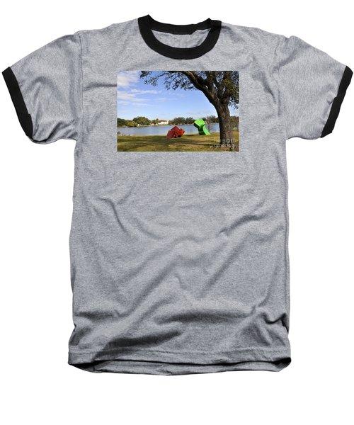 New Orleans Museum Of Art Baseball T-Shirt
