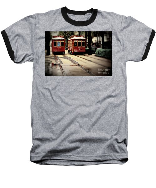New Orleans Red Streetcars Baseball T-Shirt