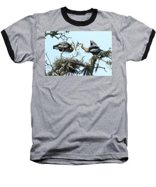 Baseball T-Shirt featuring the photograph New Twig by Deborah Benoit