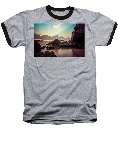 Baseball T-Shirt featuring the photograph New Vision by Thierry Bouriat