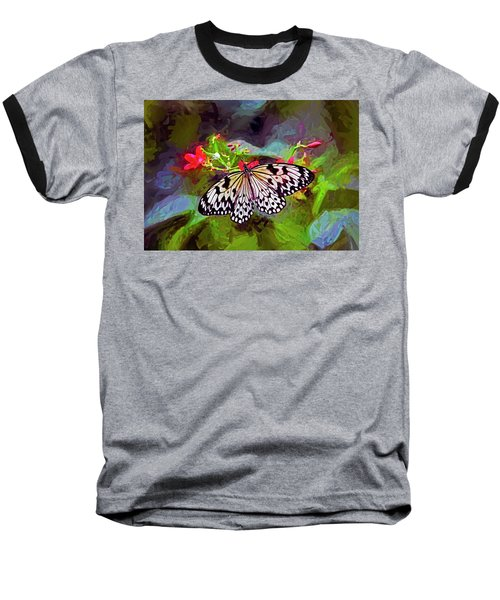 New World Coming To Life Baseball T-Shirt