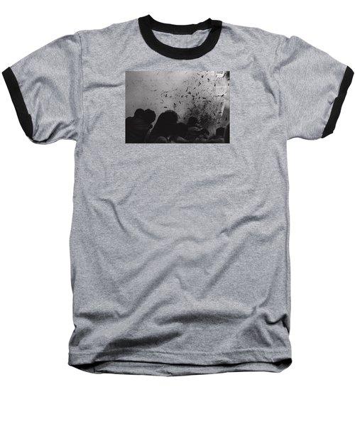 New Year 3 Baseball T-Shirt