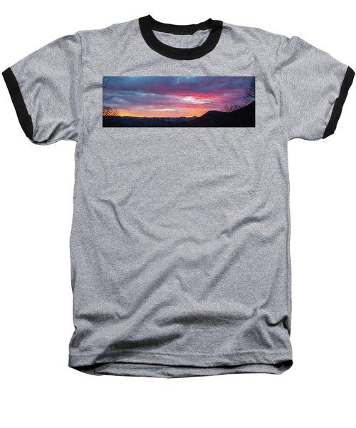New Year Dawn - 2016 December 31 Baseball T-Shirt
