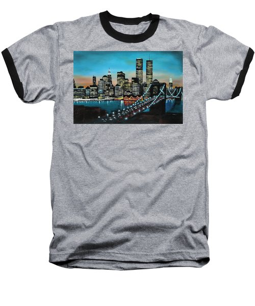 New York 910 Baseball T-Shirt
