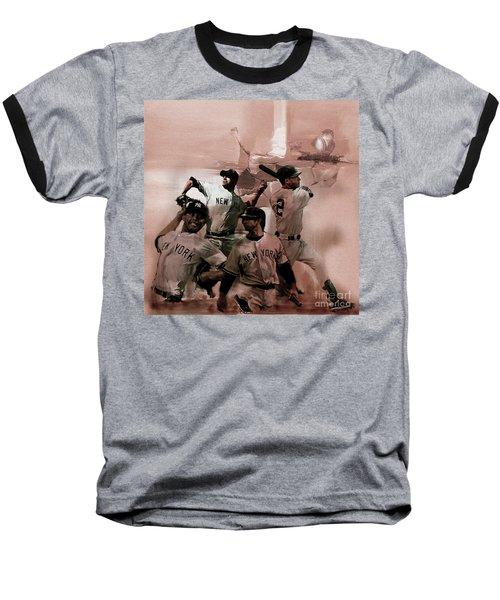 New York Baseball  Baseball T-Shirt