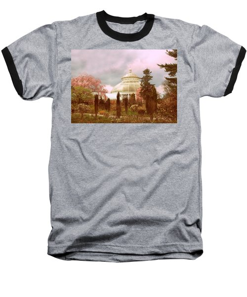 New York Botanical Garden Baseball T-Shirt