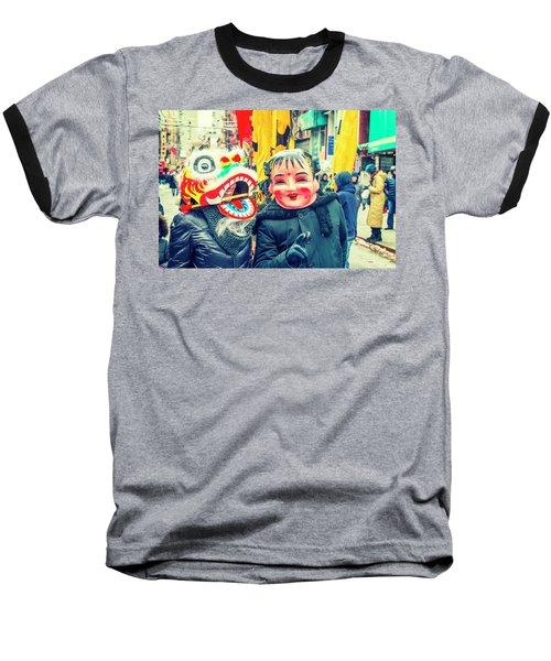 New York Chinatown Baseball T-Shirt