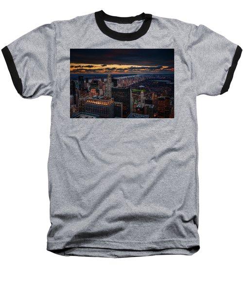 New York Gold Baseball T-Shirt
