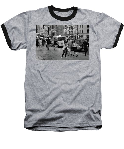 New York, New York 19 Baseball T-Shirt
