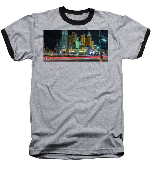 New York New York Baseball T-Shirt
