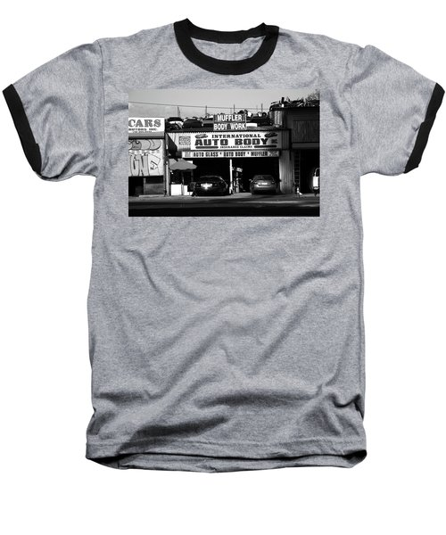 Baseball T-Shirt featuring the photograph New York Street Photography 69 by Frank Romeo