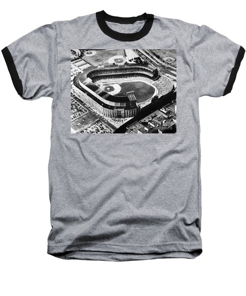 New York: Yankee Stadium Baseball T-Shirt