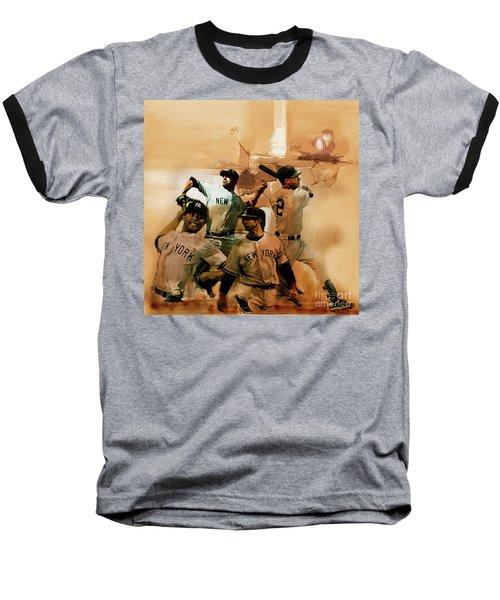 New York Yankees  Baseball T-Shirt by Gull G
