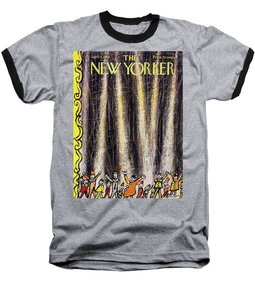 New Yorker April 4 1959 Baseball T-Shirt