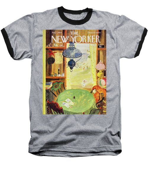 New Yorker August 1 1959 Baseball T-Shirt