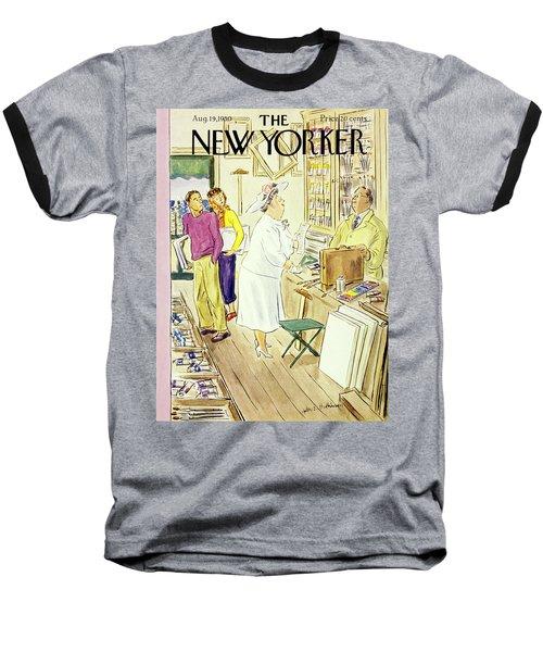 New Yorker August 19 1950 Baseball T-Shirt