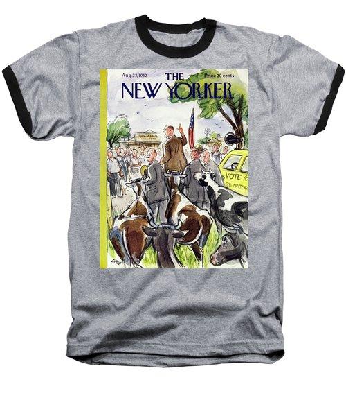 New Yorker August 23 1952 Baseball T-Shirt